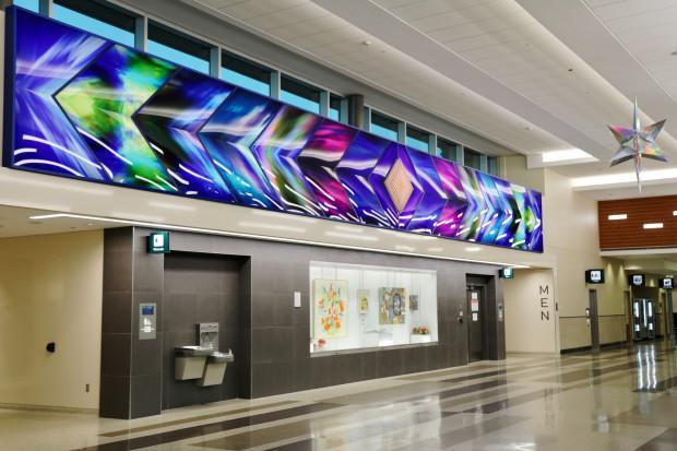 Minneapolis - Saint Paul International Airport Art Installation