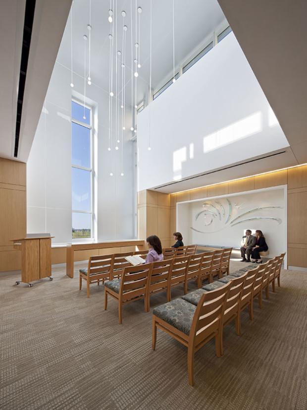 Project: Nemours Children's Hospital Chapel - CODAworx