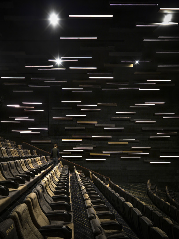 Project: GUANGZHOU JINYI CINEMAS