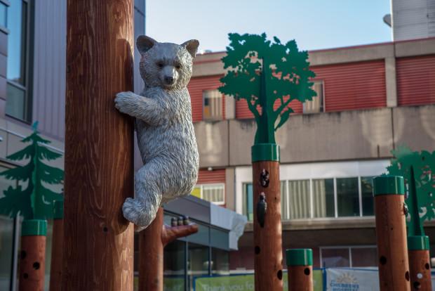Flavelle Family Wellness Park - BC Children's Hospital