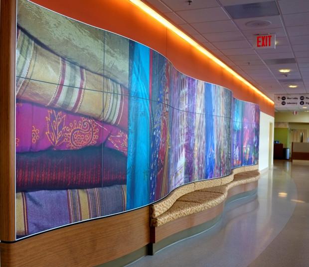 Project: Kaiser Permanente San Leandro Hospital - CODAworx