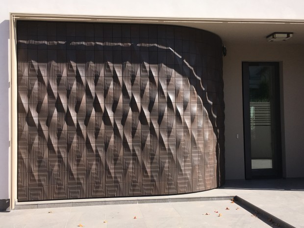 Project: White Wave and Brown Wall - CODAworx