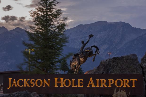 Project Jackson Hole Airport Roundabout Codaworx