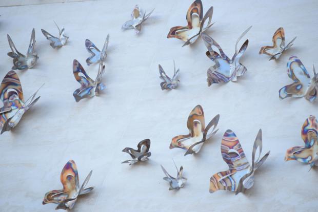 Butterflies for Peace