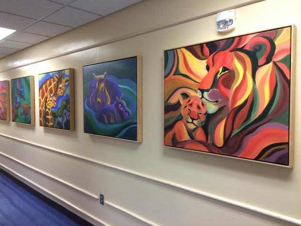 Children's Health Specialty Center Dallas MRI Rooms
