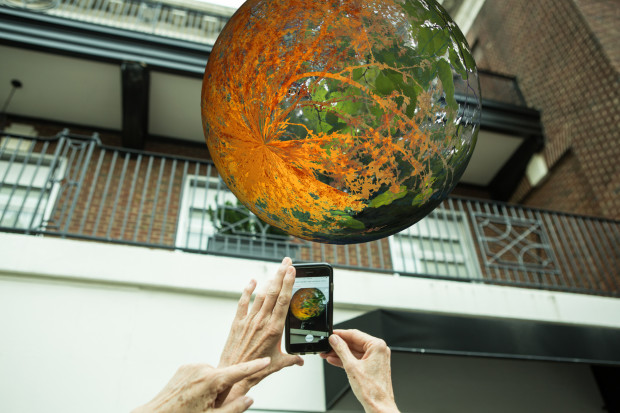 Project: Daydreams: An Augmented Reality Art Installation - CODAworx