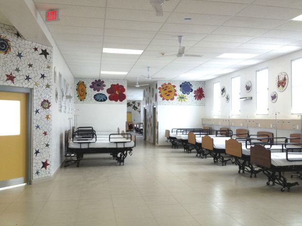 Mirebalais Hospital Pediatric Ward - CODAworx