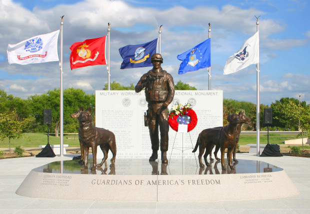 U.S. Military National Monuments