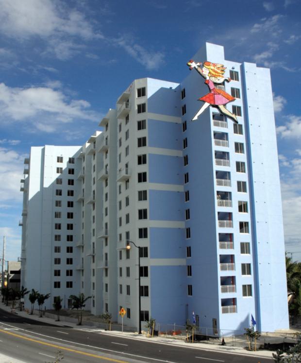Project: Los Sueños Low Income Housing