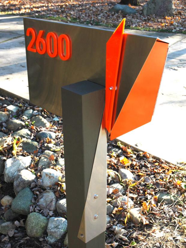 photo photo kelly salchow macarthur - Modern Mailboxes