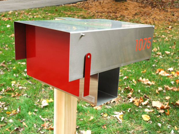 Project: Custom Modern Mailboxes - CODAworx