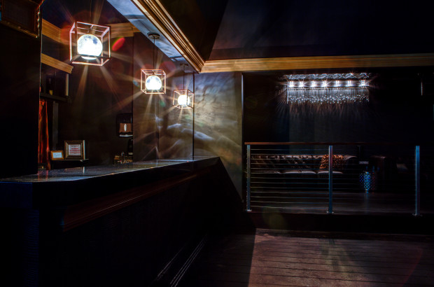 Photo  Scott M LeenProject  Nightclub Art Lighting   CODAworx. Nightclub Lighting Design Installation. Home Design Ideas