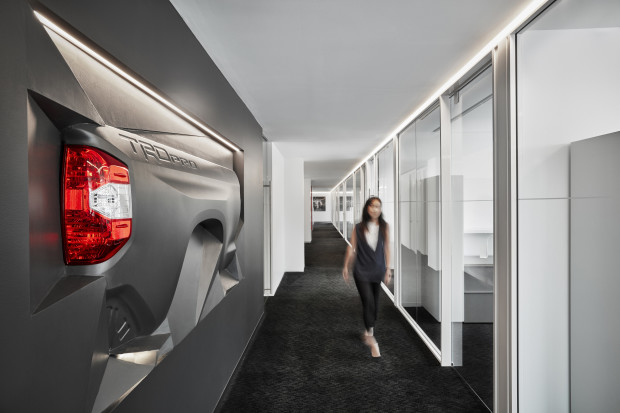 Toyota Of Plano >> Project: Toyota DC Government Affairs Office - CODAworx