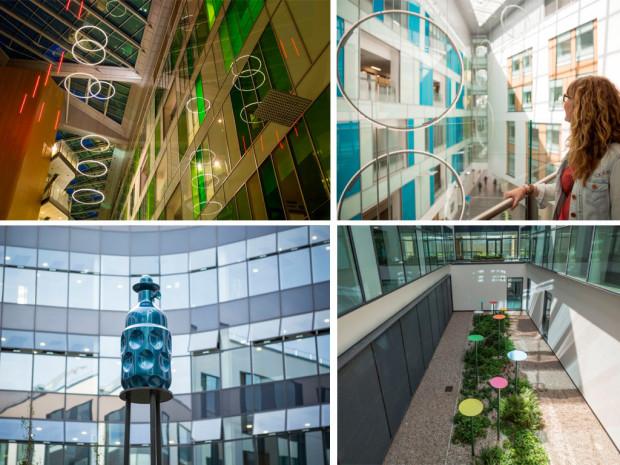 The public art programme for Southmead Hospital, Bristol, UK - CODAworx