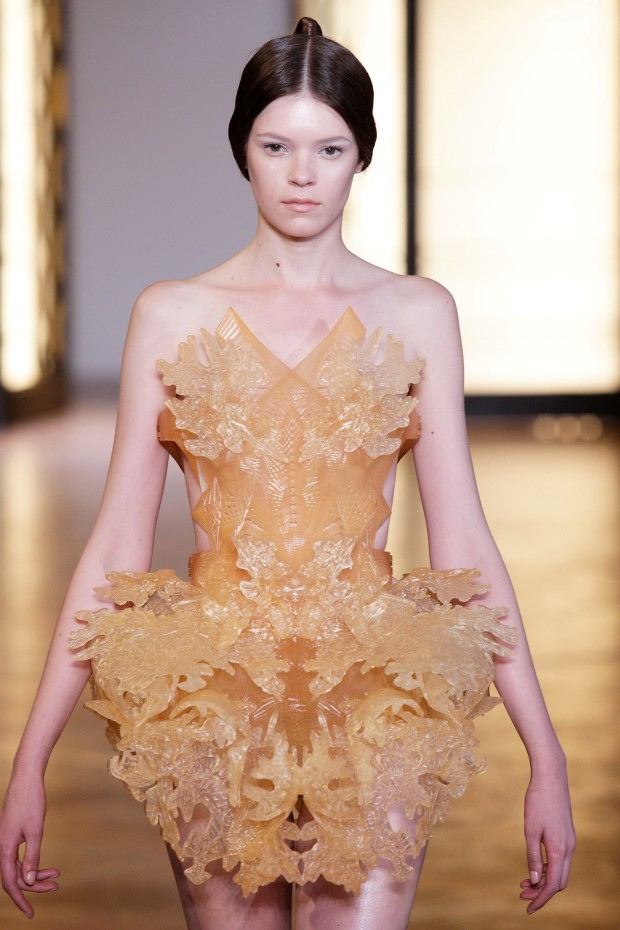 3d printed Haute Couture
