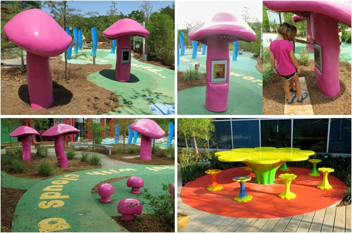 Literacy Garden