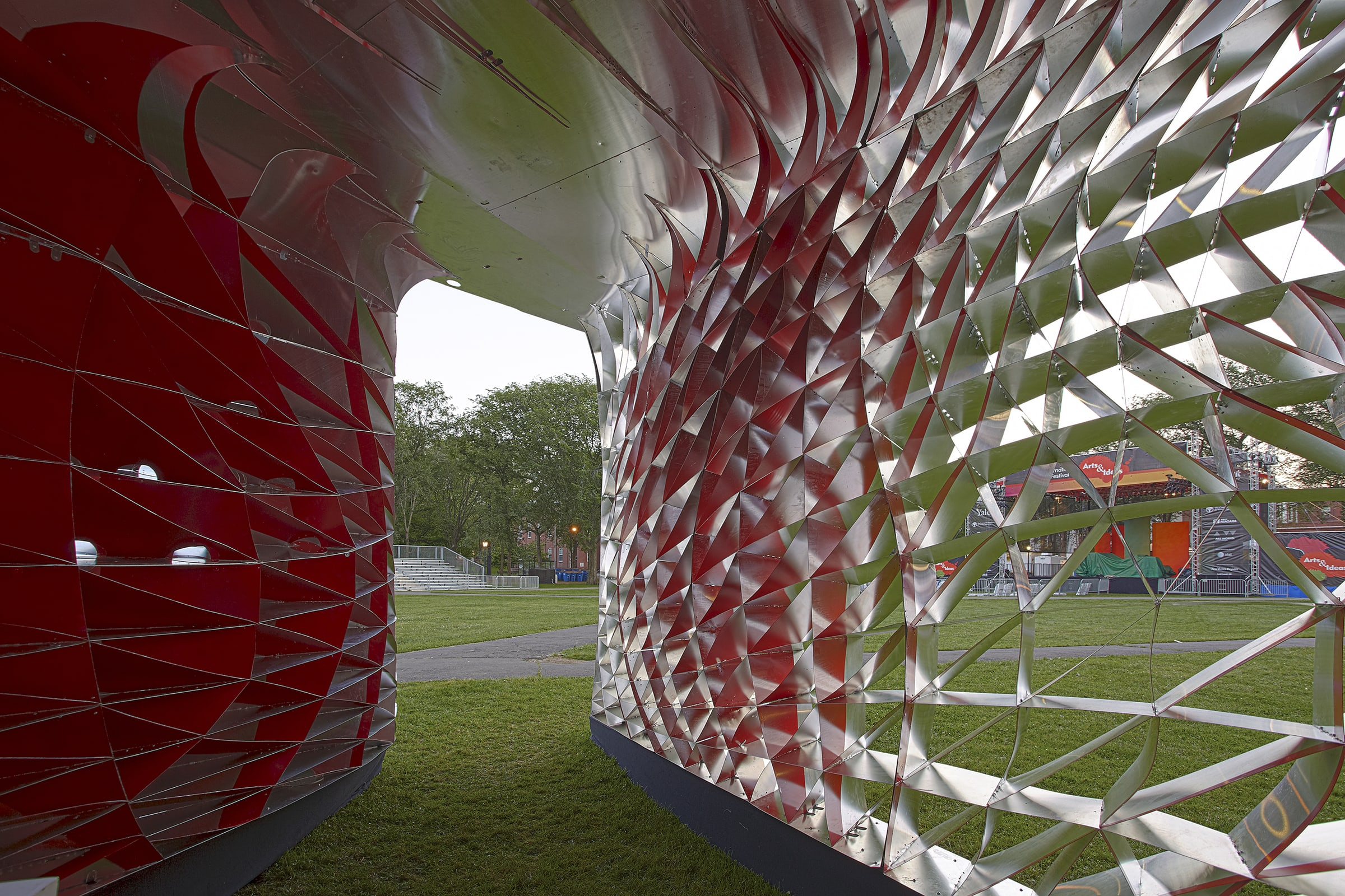 Yale Assembly One Pavilion