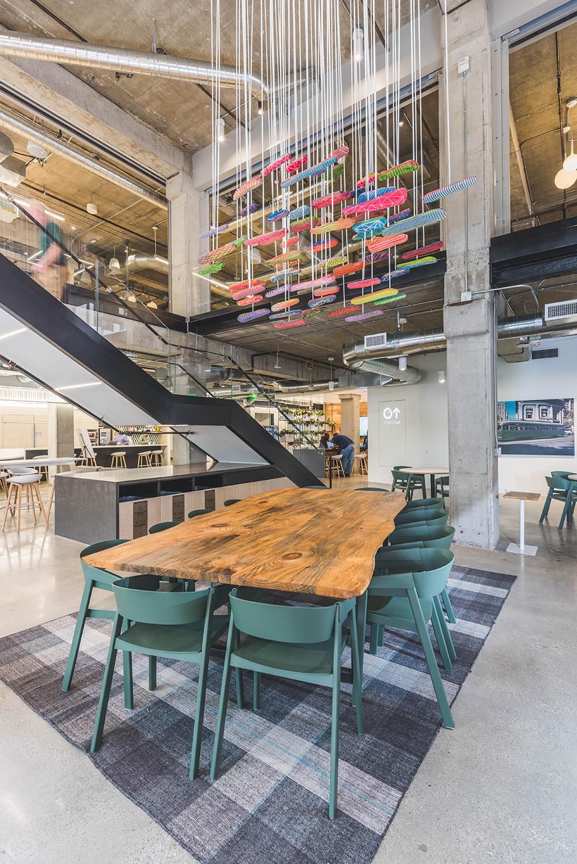 Capital One Corporate San Francisco Art Project