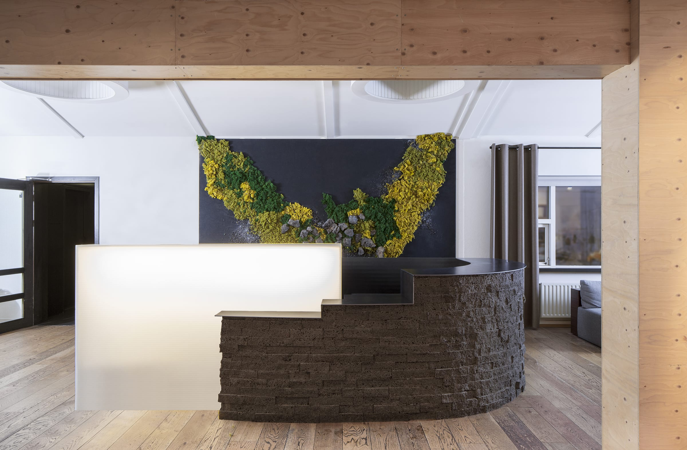 Ion Hotel – Murals