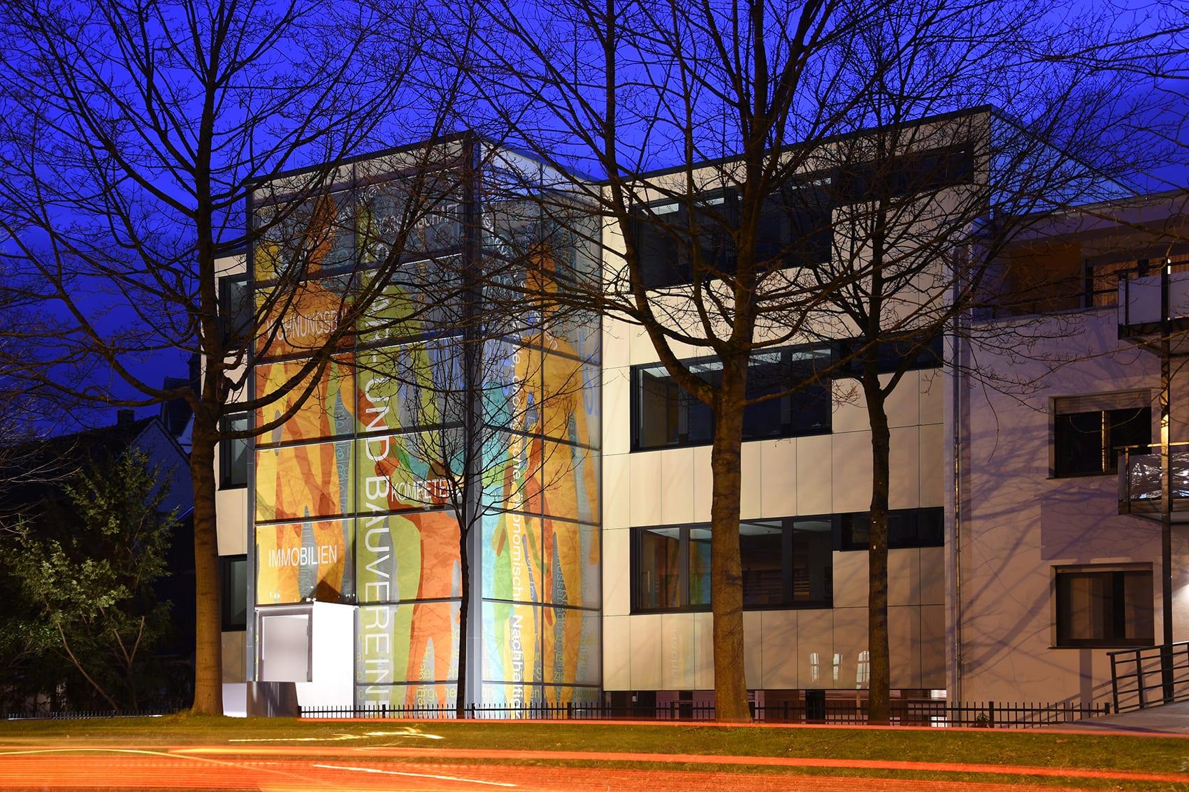 Spar Und Bauverein Building