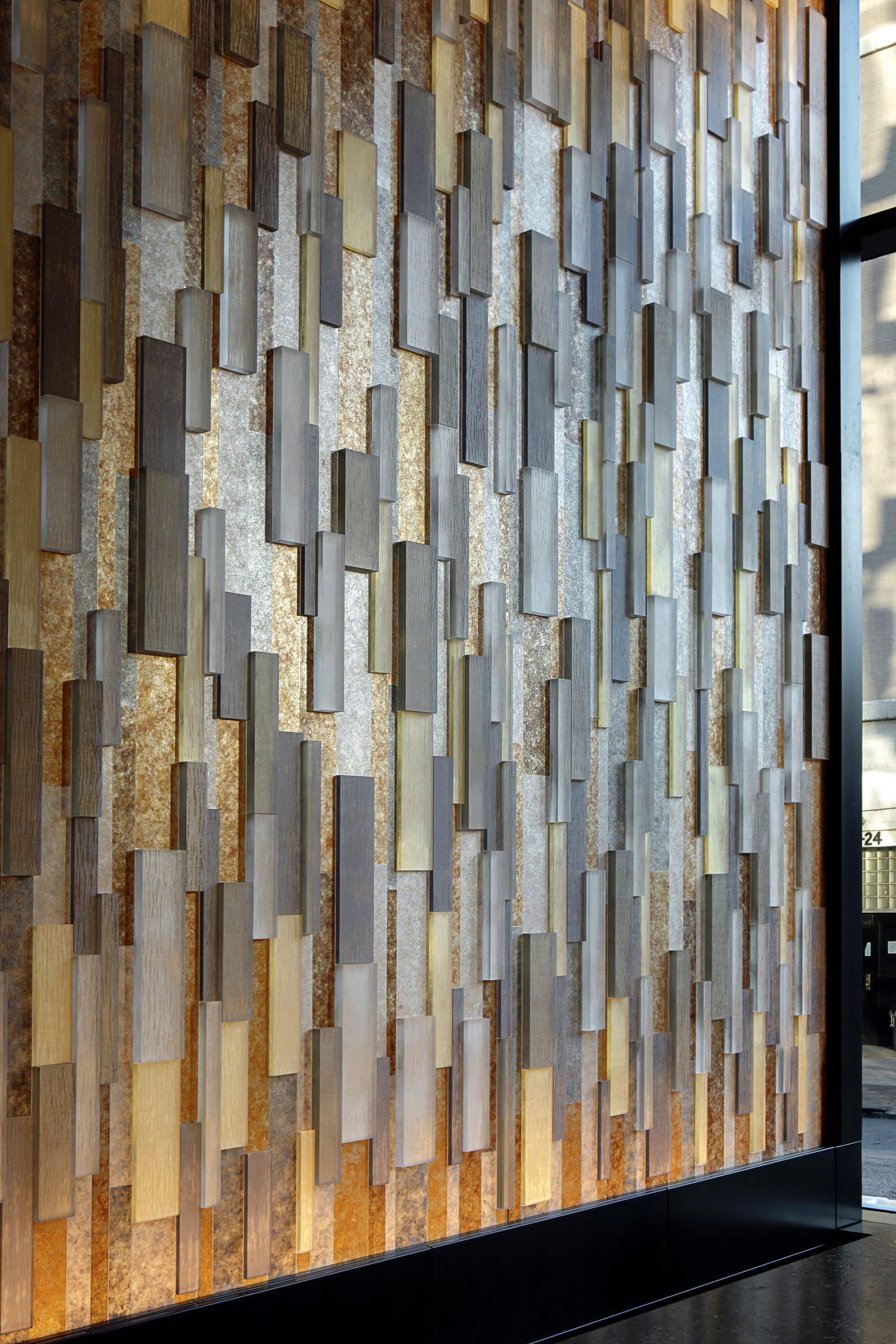 Jackson Park – Mosaic Feature Wall