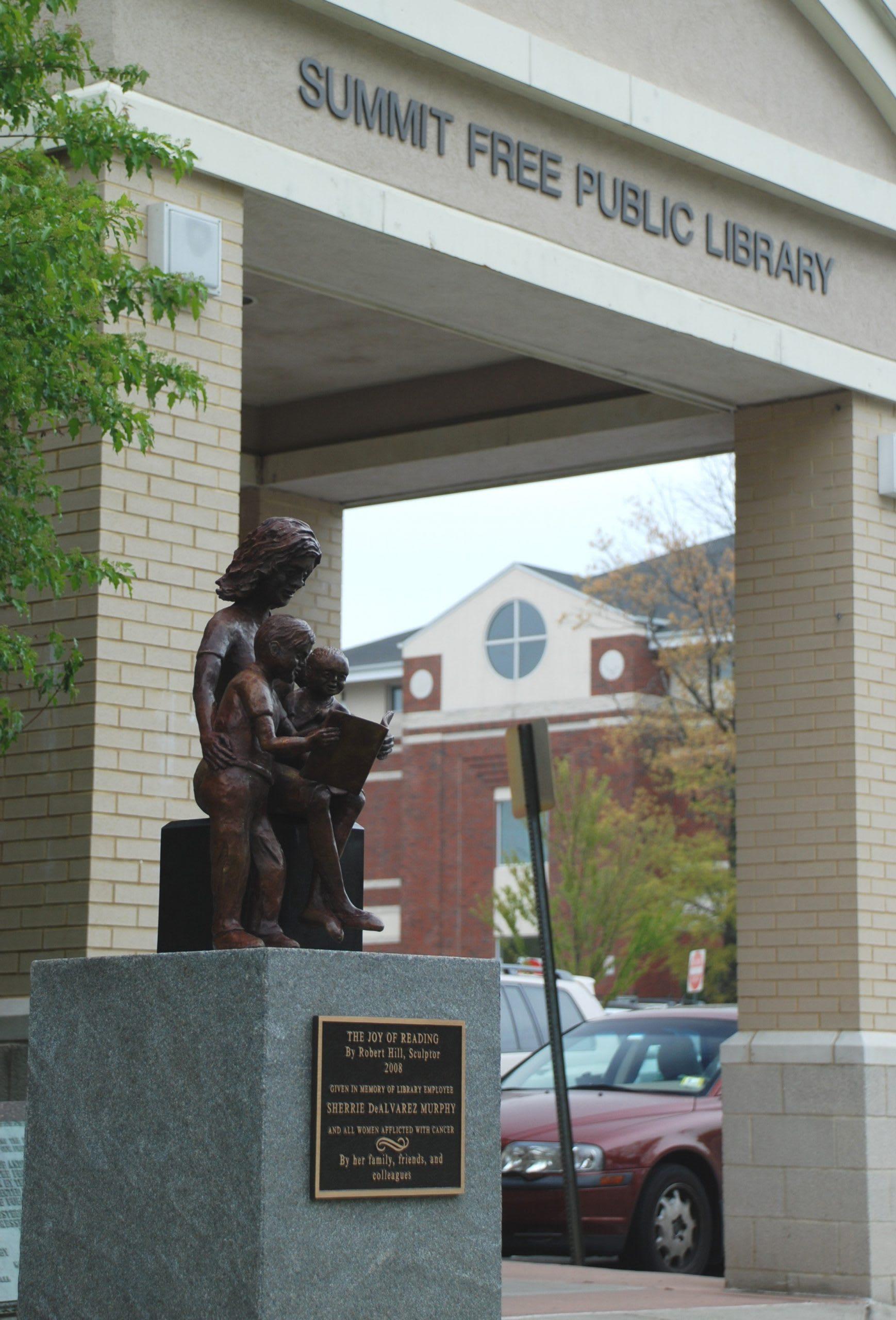 Library Memorial