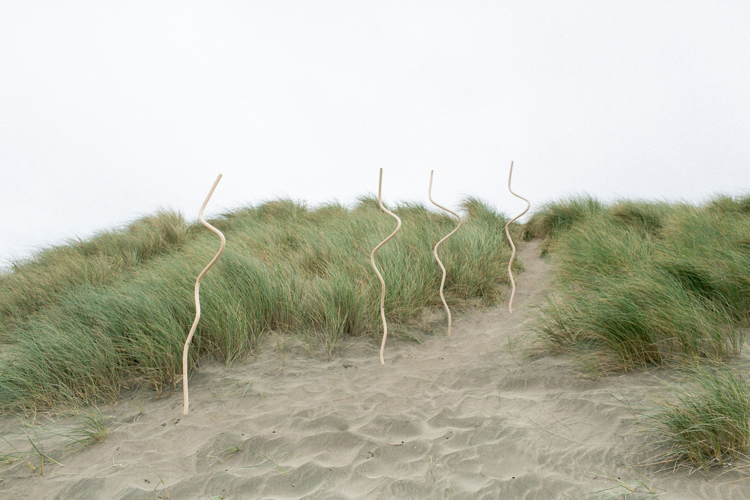 Squiggle & Knot Landscapes