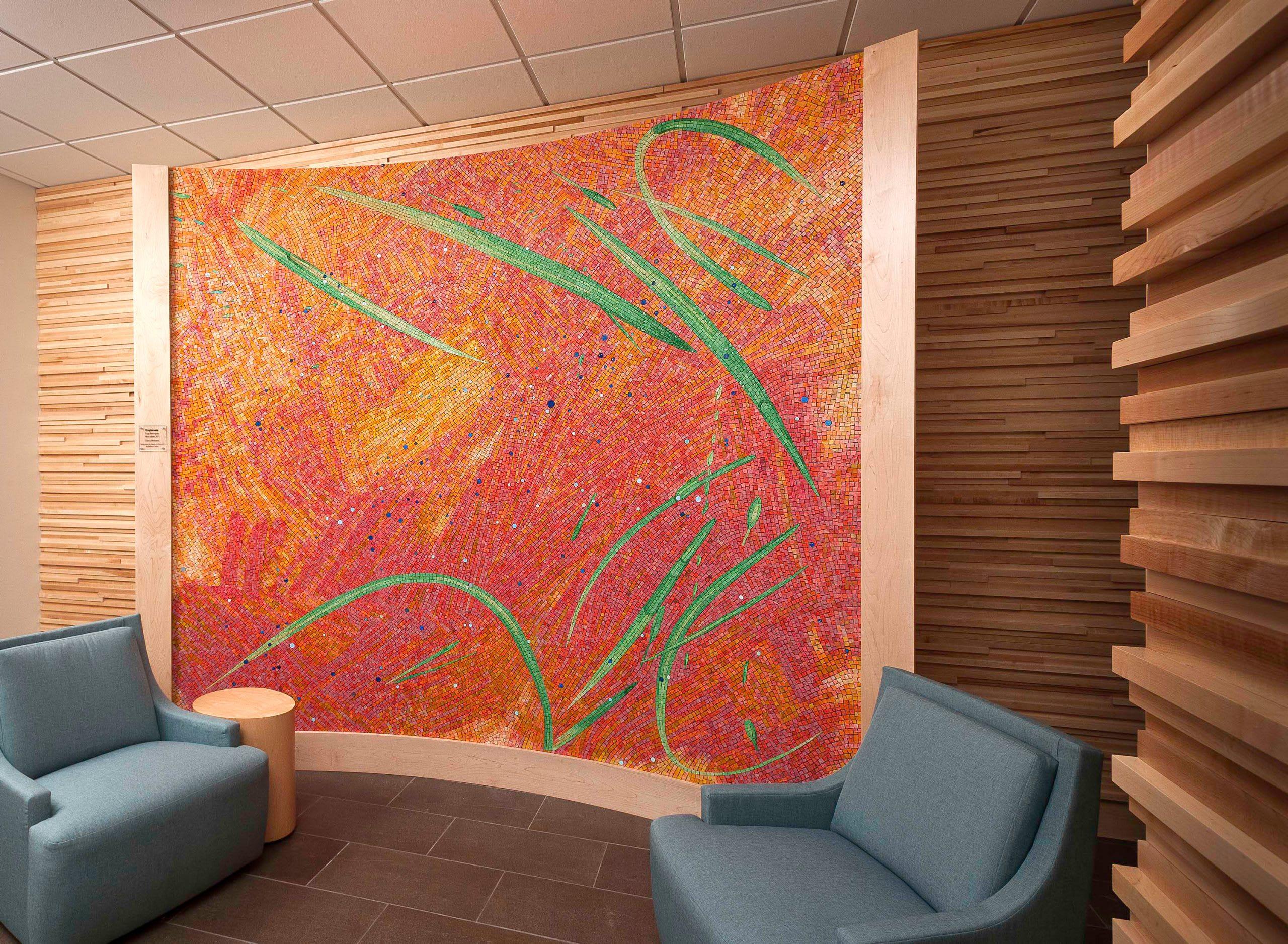 C Suite Lobby Art