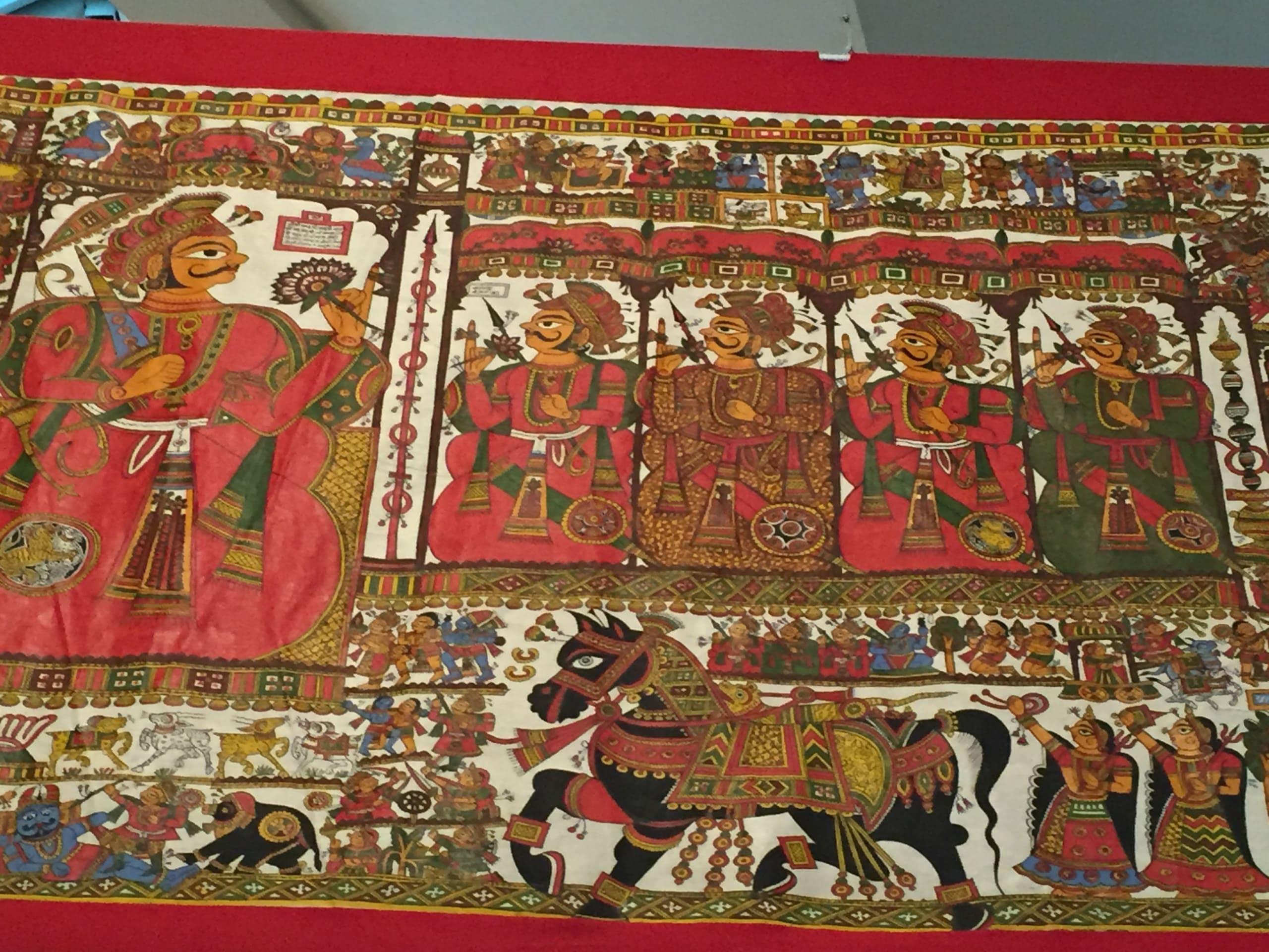 Narrative Phads of Rajasthan