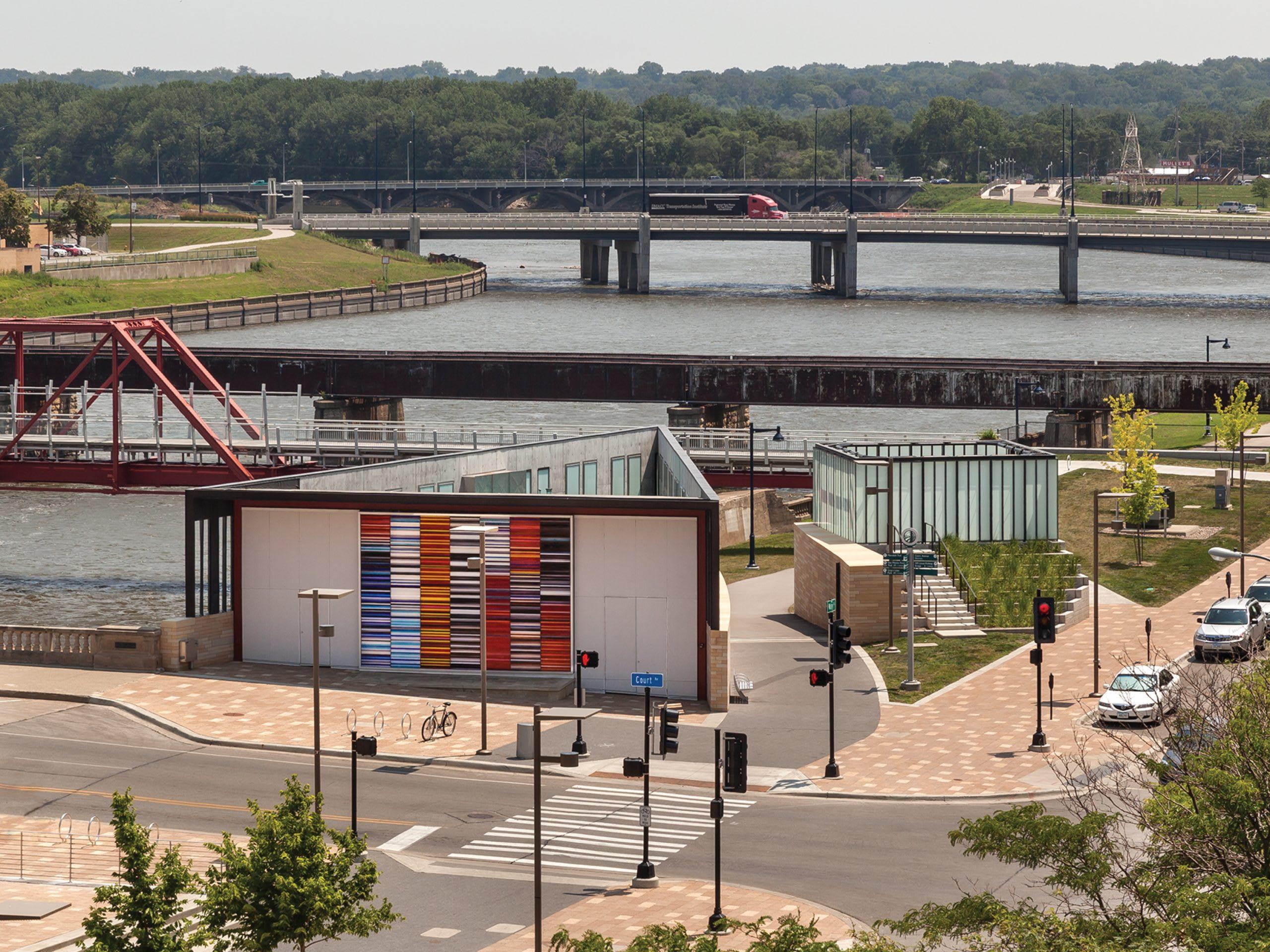 Expansion (Riverwalk Principal Project)