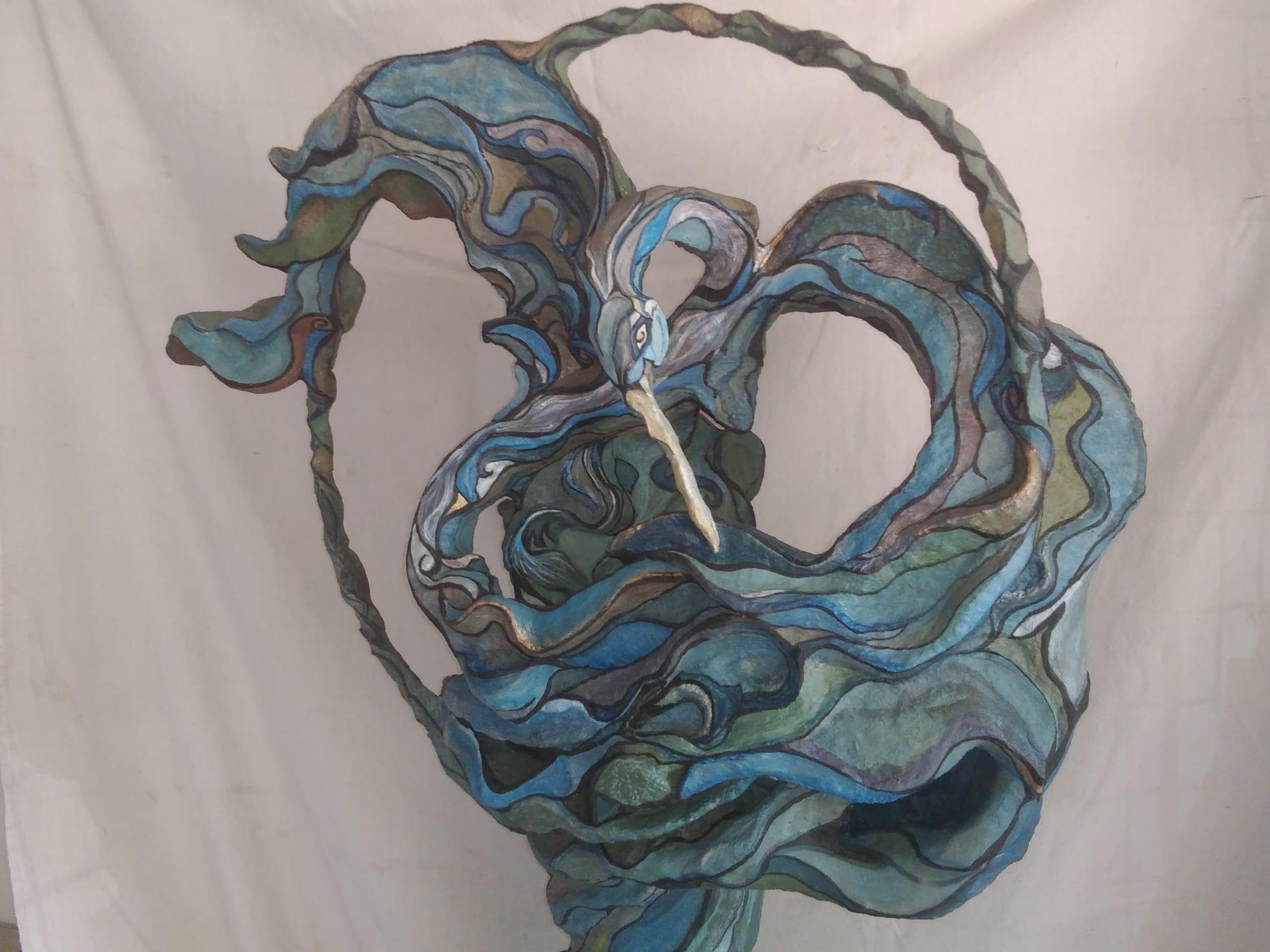 Hera – The Blue Heron
