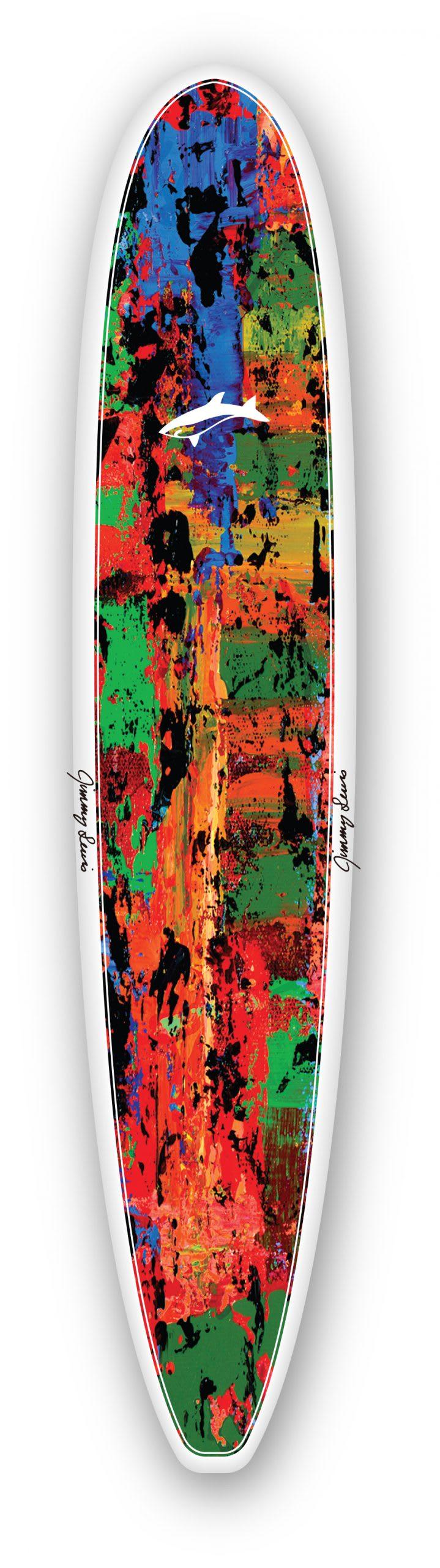 Super Tech SUP Surfboard