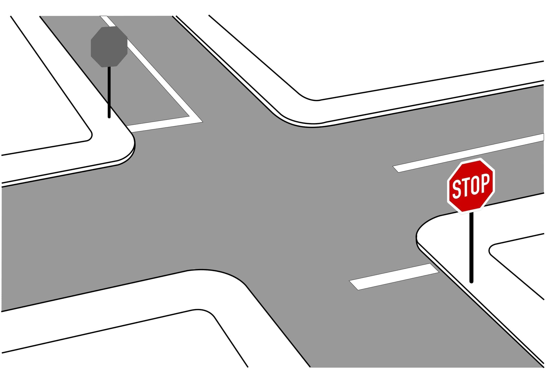 intersection-en-t-panneau-stop