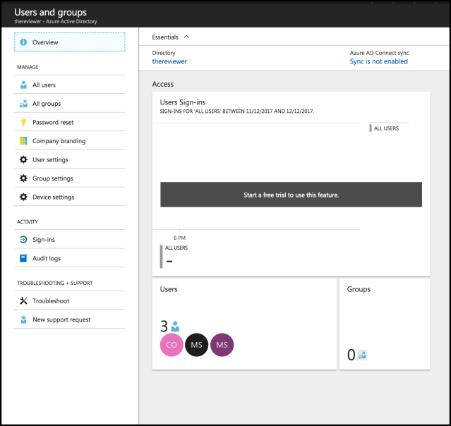 Social Authentication in Azure AD B2C