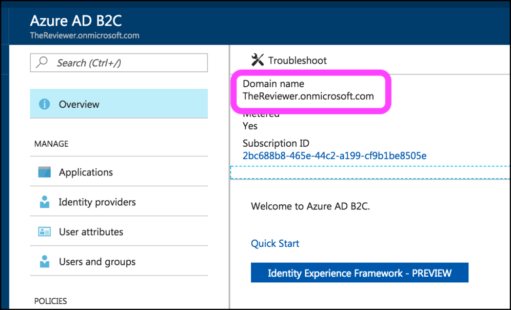 Multi-Factor Authentication in Azure AD B2C