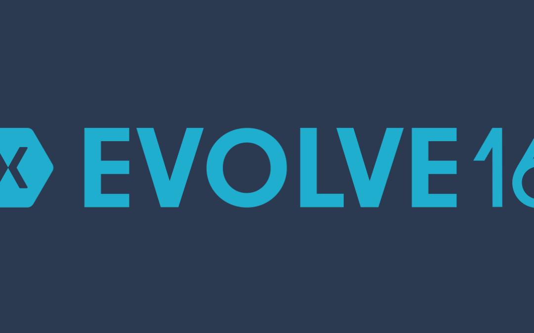 Xamarin Evolve Redux