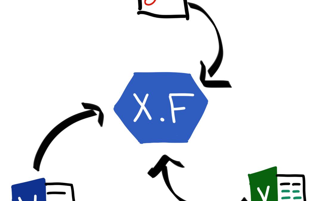 Sending Files to a Xamarin.Forms App – Part 1: iOS