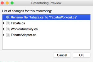Advanced Shared Refactoring