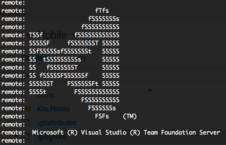 Code Mill Minute: Setting Up Xamarin Studio To Work With TFS Online Git Source Control