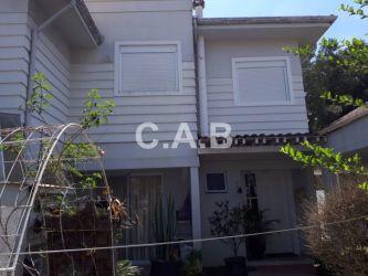 Foto Casa de condominio venda santana de parnaiba sp. Ref 10489