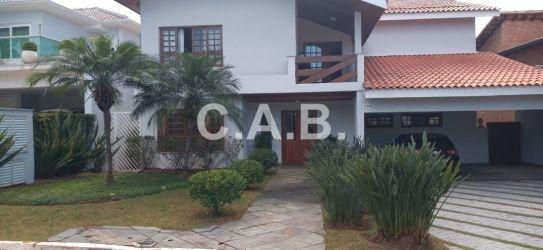Foto Casa de condominio venda alphaville res um barueri sp. Ref 9538