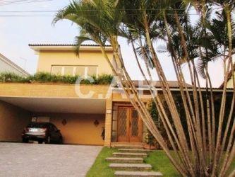 Foto Casa de condominio venda alphaville res um barueri sp. Ref 6817