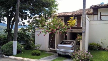 Foto Casa de condominio venda santana de parnaiba sp. Ref 444