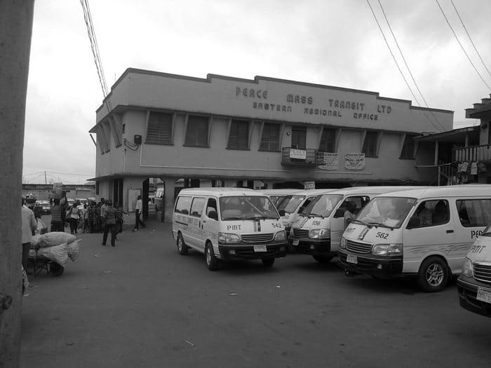 Peace Mass Transit (PMT), Enugu branch