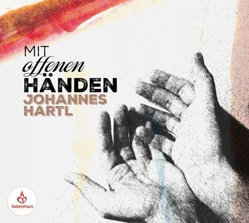 Mit offenen Händen
