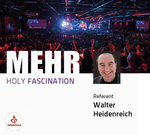 Vortrag Walter Heidenreich