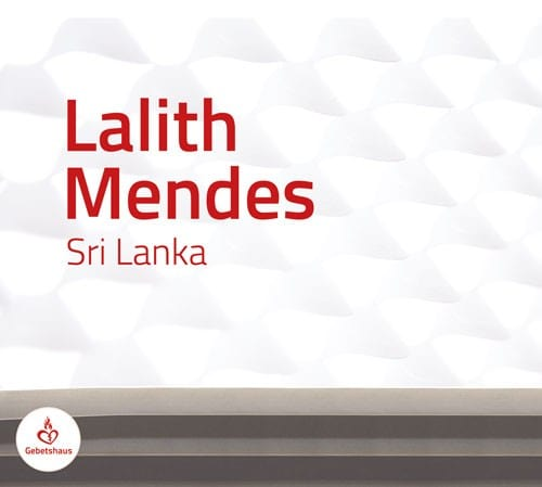 Gast-Referent: Lalith Mendis