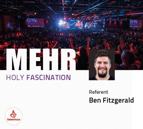 Vortrag Ben Fitzgerald