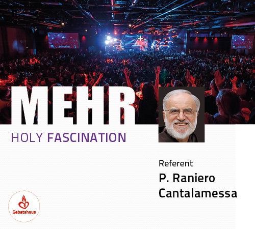 Vortrag P. Rainiero Cantalamessa