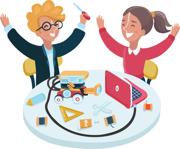 Coding for Kids Free Trial Class - CodeCubbies